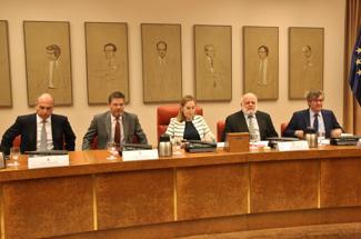 imagen del destacado Conmemoración del XXV Aniversario de la aprobación de los Acuerdos de cooperación del Estado con las comunidades judía, evangélica y musulmana
