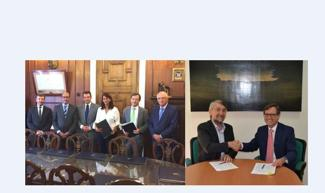 imagen del destacado Signature of collaboration agreements between the Observatory and the Governments of Catalonia and the Autonomous City of Melilla